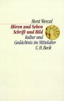 H  ren und Sehen  Schrift und Bild PDF