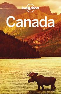 Lonely Planet Canada Book