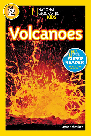 National Geographic Readers  Volcanoes