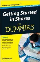 Getting Started in Shares For Dummies: Edition 2