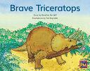 Brave Triceratops PDF