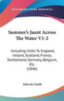Summer's Jaunt Across the Water V1-2