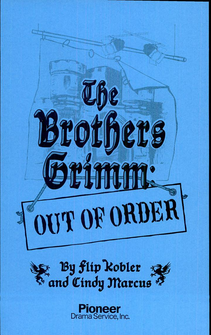 The Brothers Grimm Out of Order