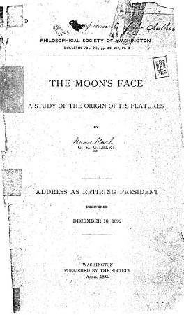 The Moon s Face PDF