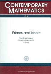 Primes and Knots: Volume 13