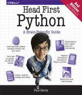 Head First Python: A Brain-Friendly Guide, Edition 2