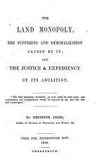 The Land Monopoly PDF