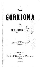 La gorriona: edición de El Tiempo