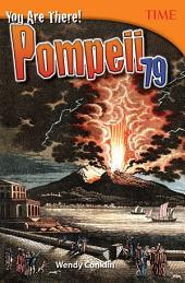 You Are There! Pompeii 79: Read Along or Enhanced eBook