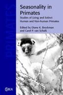 Seasonality in Primates