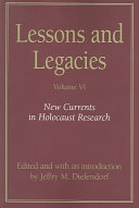 Lessons and Legacies VI