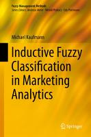 Inductive Fuzzy Classification in Marketing Analytics PDF