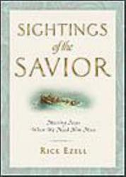 Sightings Of The Savior Book PDF