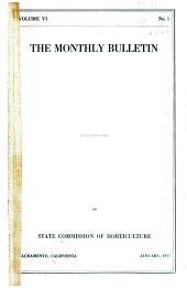 Bulletin: Volume 6