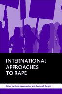 International Approaches to Rape