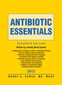 Antibiotic Essentials 2012 PDF