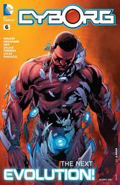 Cyborg (2015-) #6