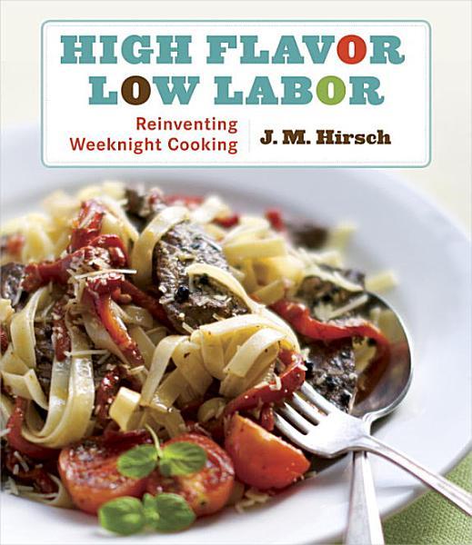 Download High Flavor  Low Labor Book