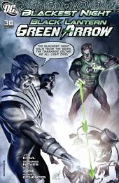Green Arrow and Black Canary (2007-) #30