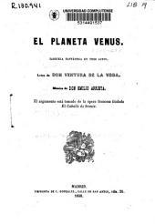 El planeta Venus: zarzuela fantástica en tres actos