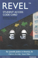 Revel for Juvenile Justice in America    Access Card PDF