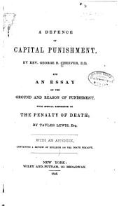 A Defence of Capital Punishment