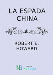 La espada china
