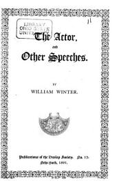 William E. Burton: A Sketch of His Career Other Than that of Actor, with Glimpses of His Home Life, and Extracts from His Theatrical Journal, Issues 13-15