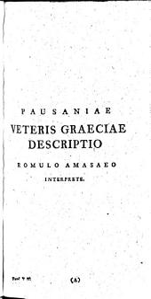 Pausaniu Hellados periēgēsis: Volume 4
