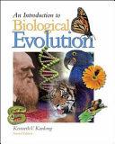 Introduction to Biological Evolution PDF
