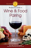 The Renaissance Guide to Wine and Food Pairing PDF