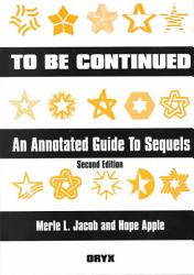 To be Continued PDF