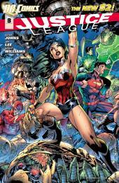 Justice League (2011- ) #3