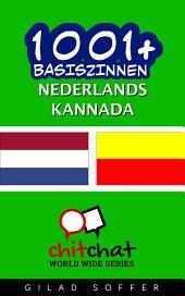 1001+ Basiszinnen Nederlands - Kannada