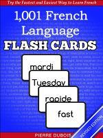 1,001+ French Language Flash Cards