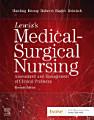Lewis s Medical Surgical Nursing E Book