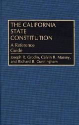 The California State Constitution Book PDF