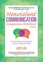 Nonviolent Communication Companion Workbook  2nd Edition PDF