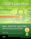 CISSP Exam Prep Questions  Answers