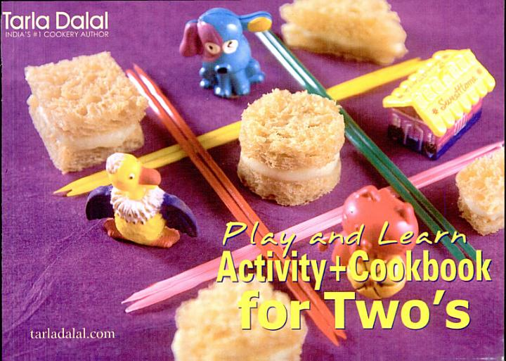 Activity+cookbook For Two's