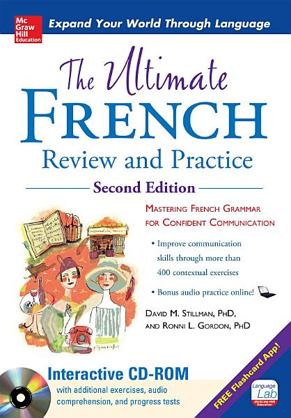 Download The Ultimate French Review and Practice Book