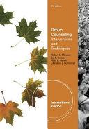 Group Counseling PDF