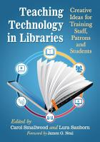 Teaching Technology in Libraries PDF