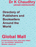 Directory of Publishers and Booksellers Around the World
