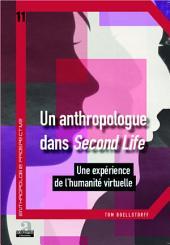 Un anthropologue dans Second life: Une expérience de l'humanité virtuelle