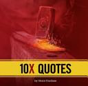 10X Quotes Book