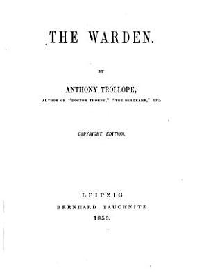 The Warden PDF