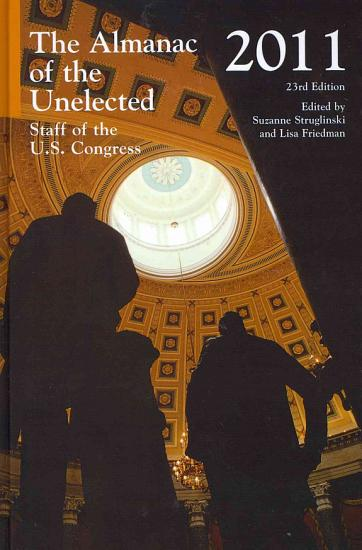 Almanac of the Unelected PDF