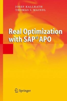 Real Optimization with SAP   APO PDF