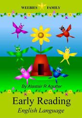 Children's Weebies Family Early Reading Book 1